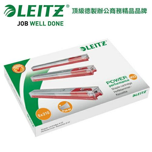 <br/><br/>  德國LEITZ  5551 重型四用多功能釘書機專用訂書針卡匣(5卡 / 盒)-5594 / 盒<br/><br/>