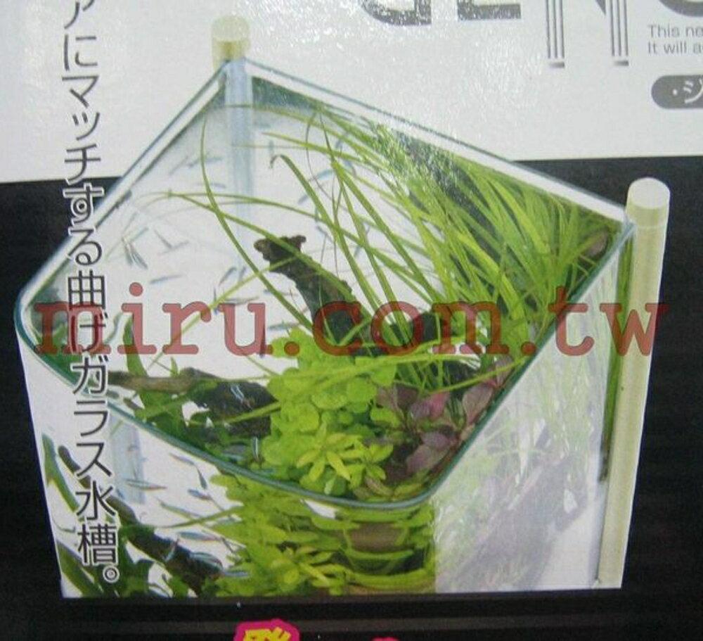 【西高地水族坊】日本五味 GEX 634ㄇ型套缸(白色)