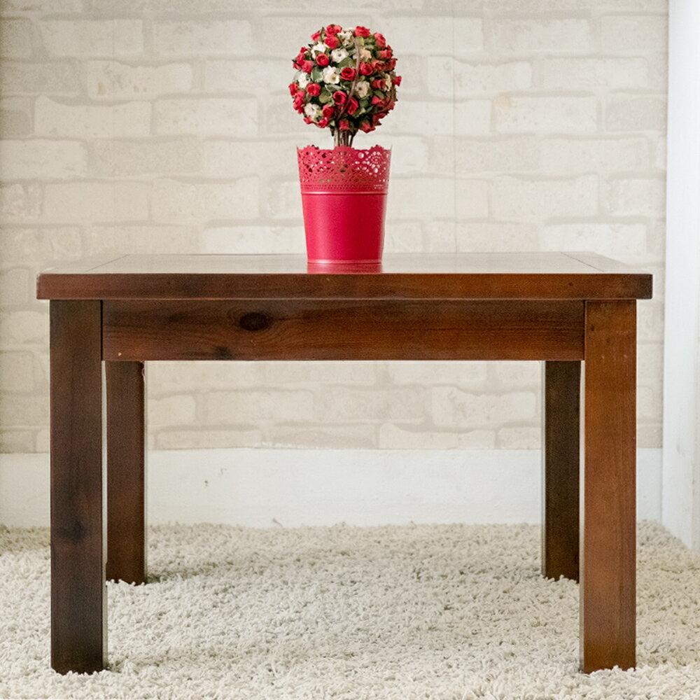 JP Kagu嚴選 好實在DIY木質矮桌 / 茶几-小(BK3416) 1