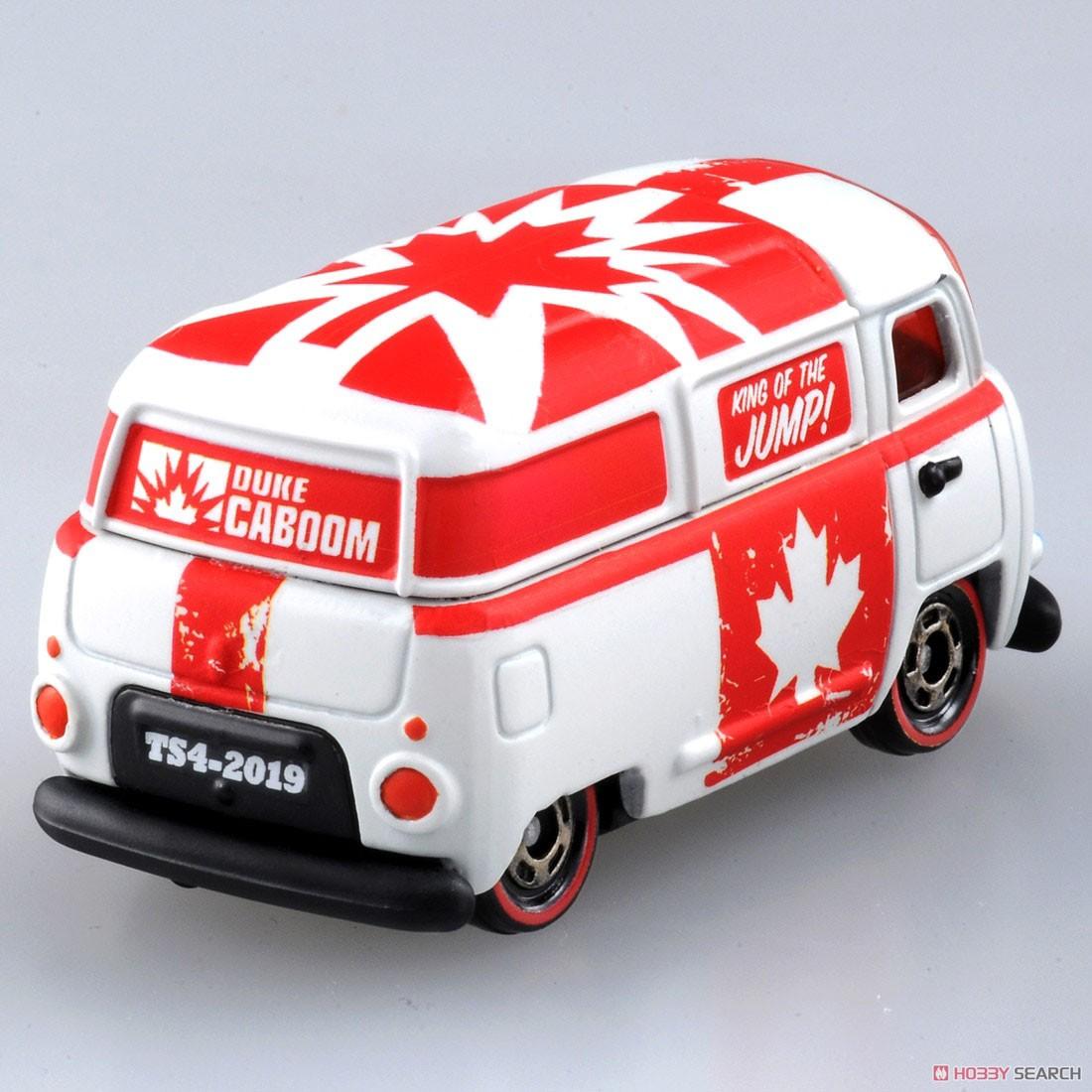 大賀屋 日貨 卡蹦 公爵 巴士 多美 Tomica 多美小汽車 合金車 玩具車 玩具總動員4 正版 L00011279