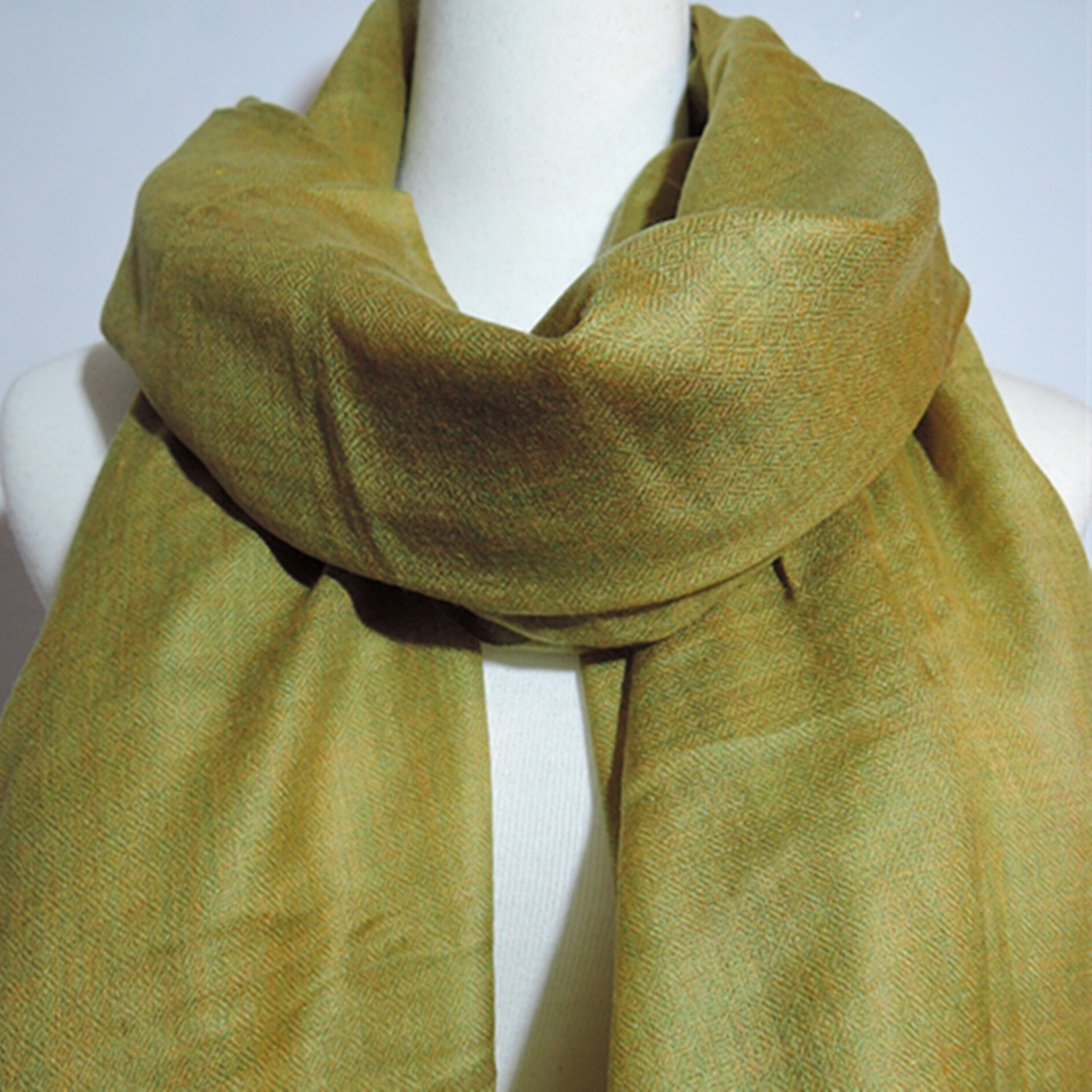 【喀什米爾圍巾】100%Pashmina鑽石編織珠光CASHMERE圍巾-(W10EIN019)