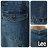 Lee 連帽牛仔外套 / 101+-男款-藍色 5