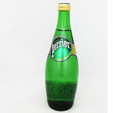 【敵富朗超巿】法國沛綠雅氣泡天然礦泉水 750ml