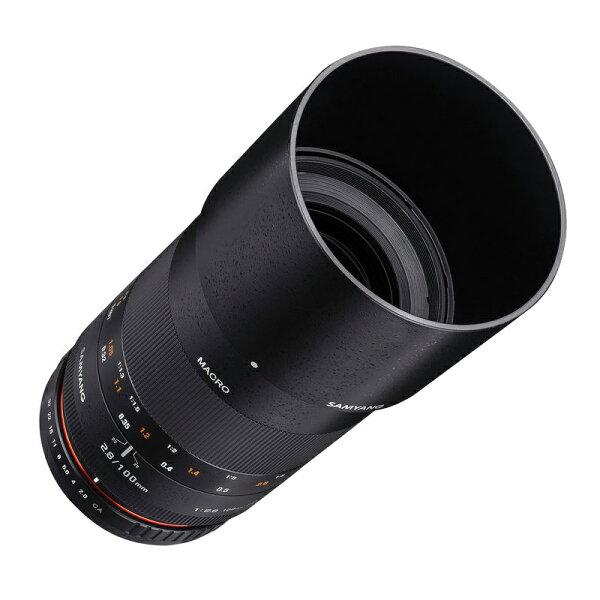 ◎相機專家◎SAMYANG100mmF2.8MacroAEforNikon手動鏡正成公司貨