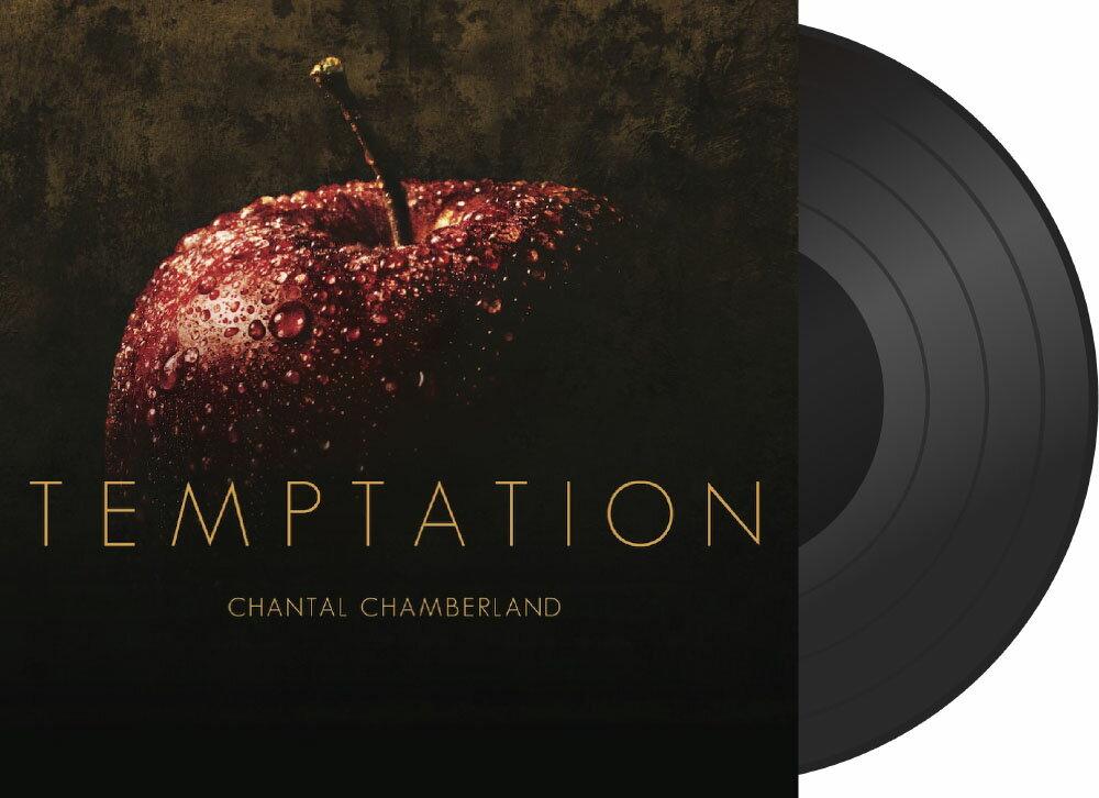 香朵:誘惑 Chantal Chamberland: Temptation (Vinyl LP) 【Evosound】 1