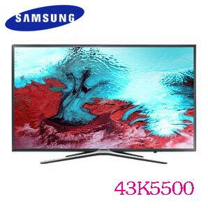 Samsung 三星 43吋FHD 平面 Smart TV UA43K5500AWXZW/UA43K5500/43K5500