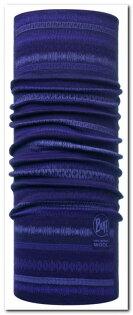 【【蘋果戶外】】BF113252西班牙BUFF浪漫莓紫SLIMFIT美麗諾羊毛保暖頭巾merino