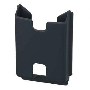 權世界~汽車用品  NAPOLEX 多 黏貼式車內軟質便利卡片置物盒 JK~51