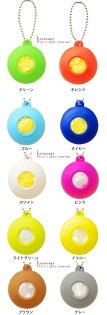 Ally's:【+d】日本文創小物亮彩塑膠袋收納器