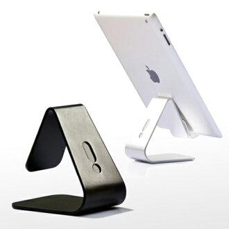 兩用無痕奈米微吸支架 平板電腦手機萬用支架 高質感鋁合金材質 大款