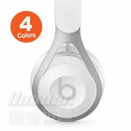 【曜德★送收納袋】Beats EP 白 耳罩式耳機 iOS專用線控通話★免運★