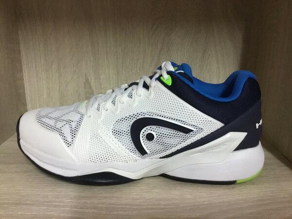 2017HeadRevoltPro2.0專業男網球鞋