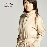 風衣外套推薦到【FANTINO】女裝 簡約設計輕薄長版風衣外套(卡其色)185321就在FANTINO凡第諾推薦風衣外套