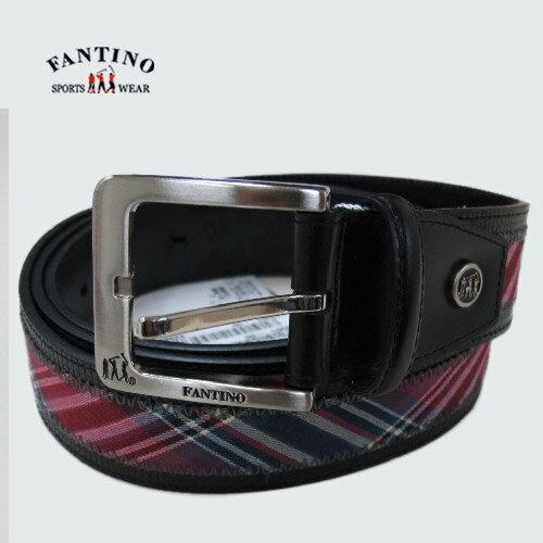 【FANTINO】義大利牛皮經典款皮帶 249301 - 限時優惠好康折扣