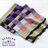 【FANTINO】優質百搭蘇格蘭方格紋桑蠶絲圍巾 349703 0