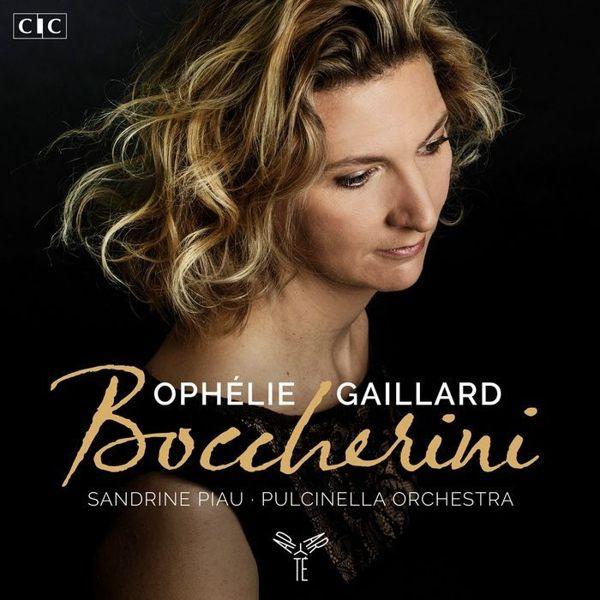 【停看聽音響唱片】【CD】歐菲莉.蓋雅爾/鮑凱里尼:聖母悼歌 大提琴協奏曲 五重奏