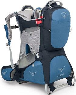 Osprey嬰兒背架後背包背包客背包健行PocoAGPlus美國專業嬰兒背包藍台北山水