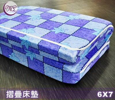 【名流寢飾家居館】杜邦高壓透氣棉三折.硬式床墊.特大雙人.全程臺灣製造
