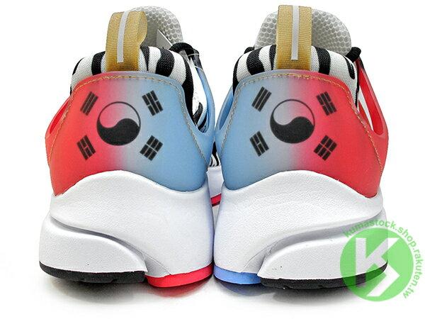 2020 經典鞋款 重新復刻 韓國 國家限定色 NIKE AIR PRESTO KOREA 虎紋 白藍紅 國旗色 太極虎 魚骨鞋 慢跑鞋 隱藏式氣墊 (CJ1229-100) ! 4
