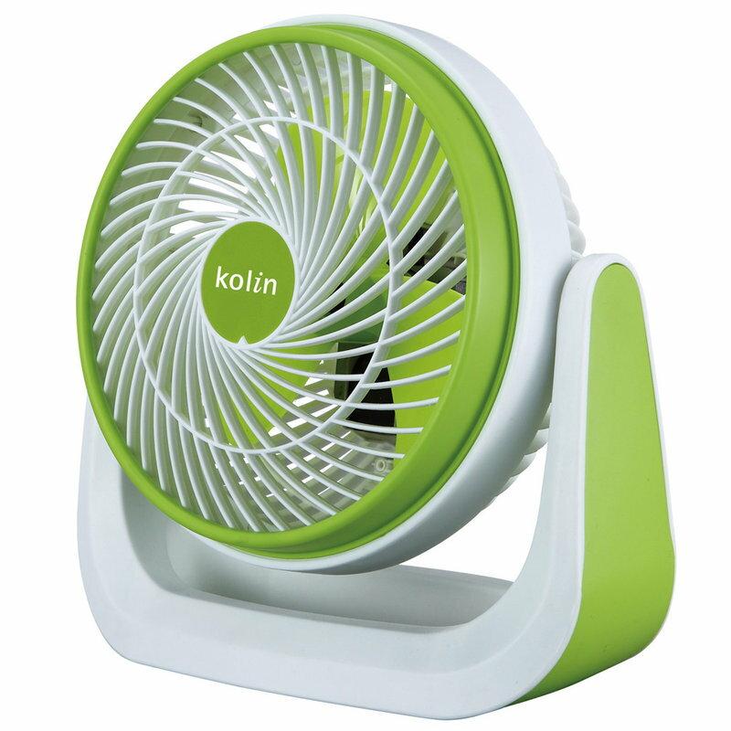 (新品) 【Kolin歌林】馬卡龍9吋循環扇(薄荷綠) KFC-MN925-G