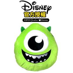 正版 迪士尼 Disney 大眼仔 暖手 枕頭 靠枕 午睡枕 抱枕 趴枕 柔軟 絨毛 交換 禮物
