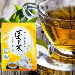 《藤二》烘焙綠茶茶包240g