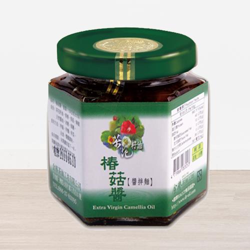 茶油椿菇醬(純素)120g