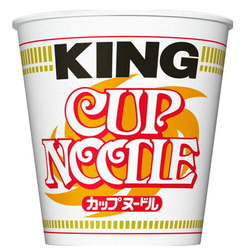 Nissin日清醬油超大杯麵 KING Cup Noodle 120g 日清??????????