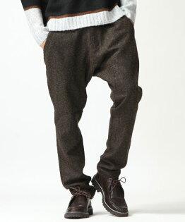 飛鼠褲BROWN