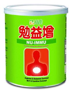 安康藥妝:【益富】勉益增400g罐