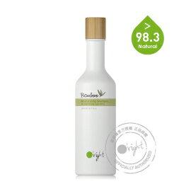 歐萊德 O'right 竹萃保濕洗髮精 250ml「100%再生塑膠瓶 四倍減碳更環保」