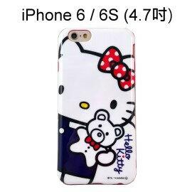 日本Hello Kitty保護殼 [BEAR] iPhone 6 / 6S (4.7吋)【三麗鷗正版授權】