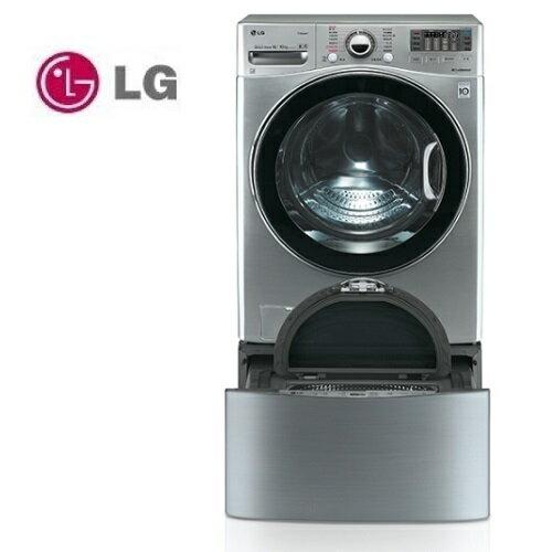 <br/><br/>  LG TWINWash (雙能洗)變頻蒸洗脫烘滾筒洗衣機 16公斤+2.5公斤 (WD-S16VBD+D250HW)<br/><br/>