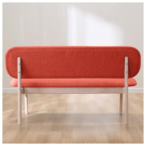 ◎(OUTLET)橡膠木質長椅 RELAX 福利品 NITORI宜得利家居 3