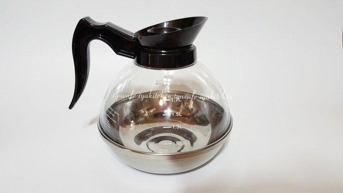 《愛鴨咖啡》CAFERINA 美式咖啡壺 1700cc