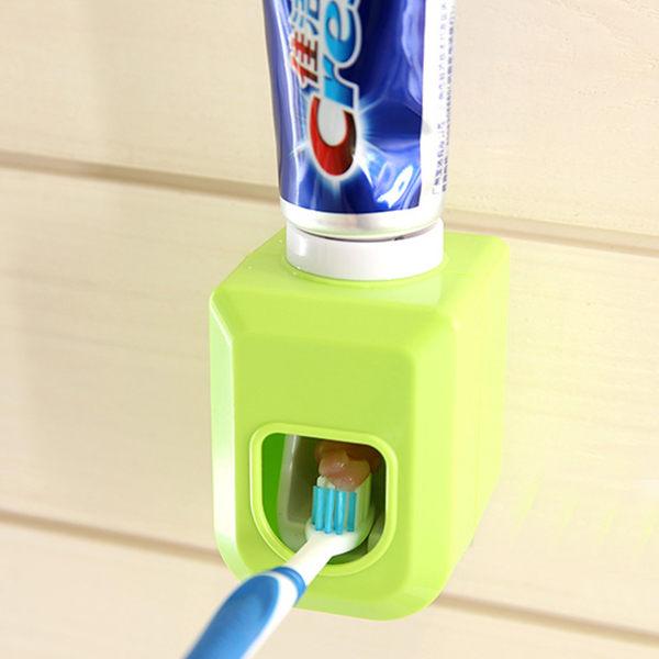 PS Mall 全自動擠牙膏器 創意家居懶人自動擠牙膏機【J152】