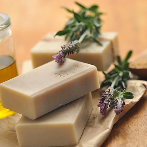 ❧ 薰衣草蜂蜜皂 ❧ - 限時優惠好康折扣