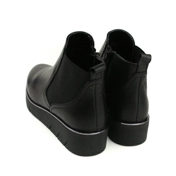 The FLEXX 靴子 短靴 黑色 女鞋 D2509_05 no004