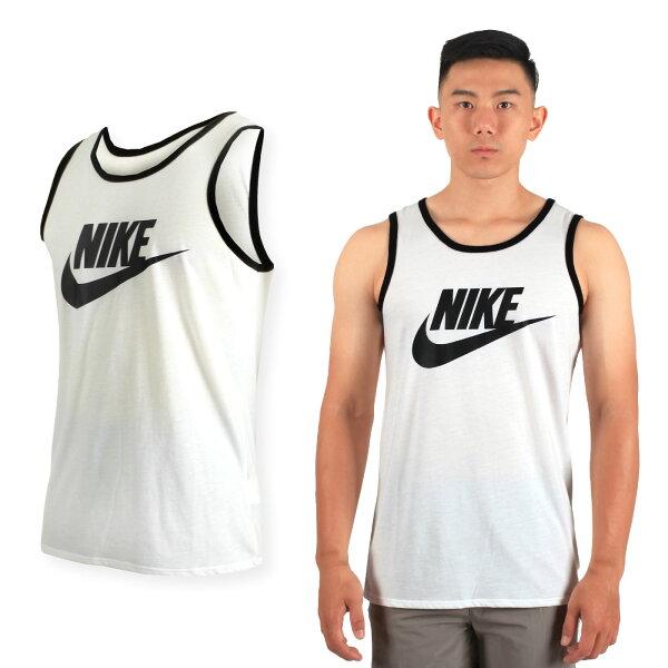 NIKE男無袖針織衫(無袖背心慢跑路跑【03312641】≡排汗專家≡