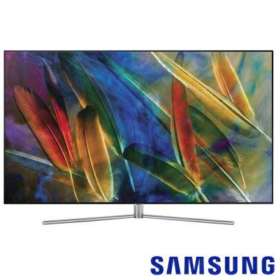 SAMSUNG 三星 55吋 4K QLED 量子液晶電視 QA55Q7FAMWXZW QA55Q7F 55Q7F