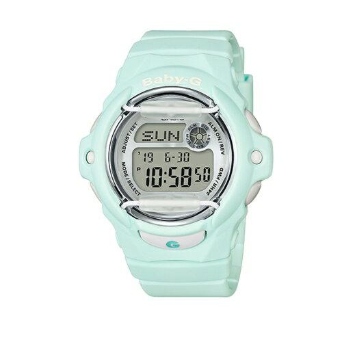 CASIO BABY-G/水上奔放防水200米運動腕錶/BG-169R-3DR