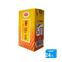 愛之味麥仔茶(微甜)250ml*24【愛買】 0