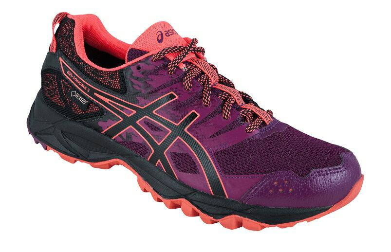 元禾〉ASICS 女慢跑鞋 GEL-SONOMA 3 G-TX T777N-3290