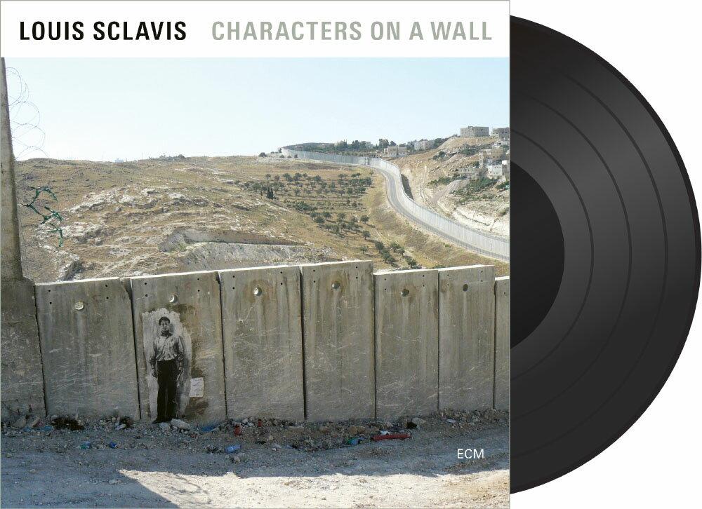 路易.史克拉維斯四重奏:牆上角色 Louis Sclavis Quartet: Characters On A Wall (Vinyl LP) 【ECM】 1