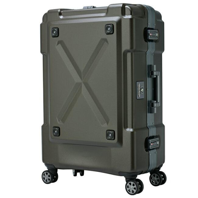 <br/><br/>  日本 LEGEND WALKER 6302-69-28吋 鋁框密碼鎖輕量行李箱 消光棕<br/><br/>
