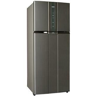 【聲寶SAMPO】580公升一級變頻兩門冰箱。石墨銀/SR-N58D(K2)