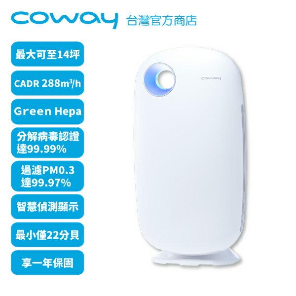 Coway限量福利品 加護抗敏型空氣清淨機AP-1009CH(全新濾網)