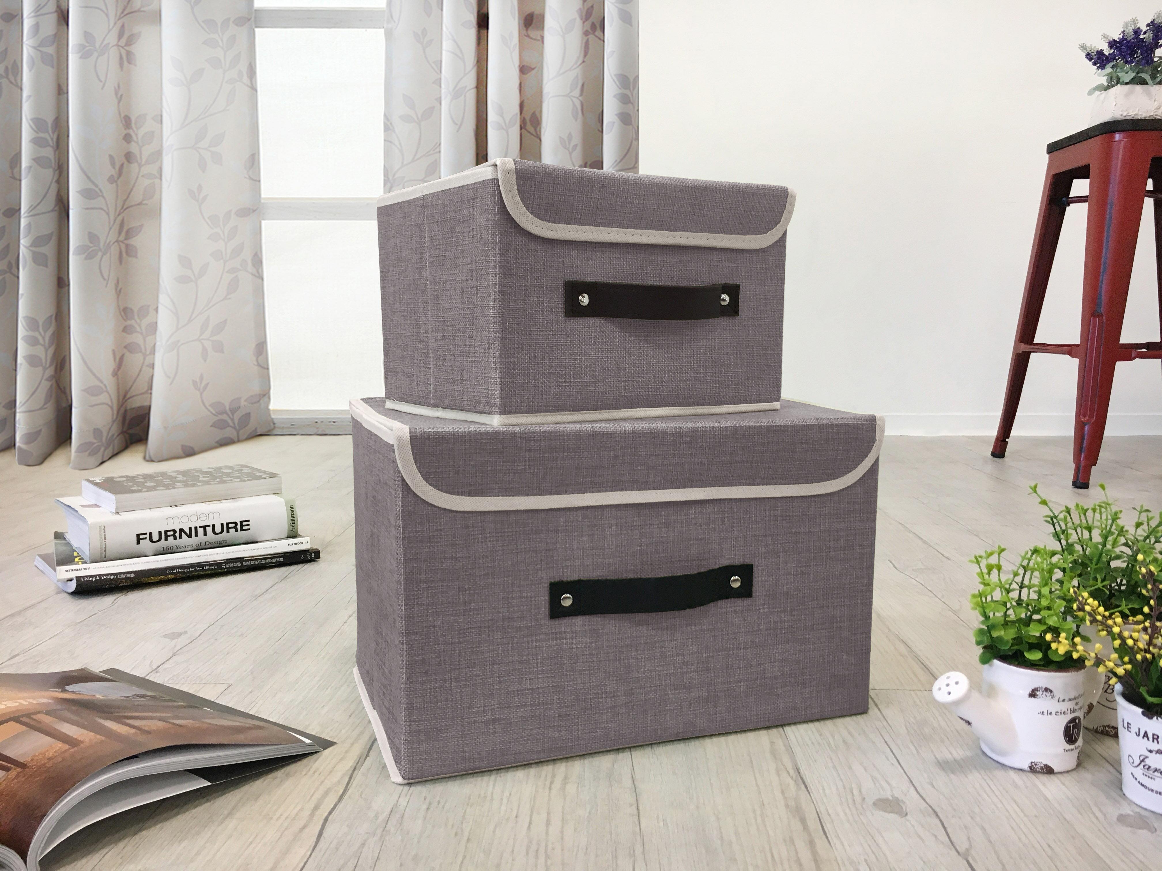 !新生活家具! 簡約 手提 收納箱 儲物箱 整理箱 玩具儲物箱 雜物收納 四色《卡拉》非 H&D ikea 宜家