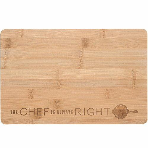 《NOW》Chef竹砧板(33cm)