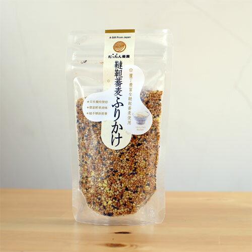 韃靼蕎麥香鬆/90公克-日本進口,香脆可口,滋味豐富
